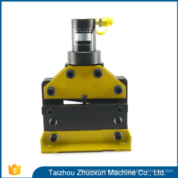 Hot Sale Hydraulic Tools Shearing Bending India Busbar Machine For Switchboards