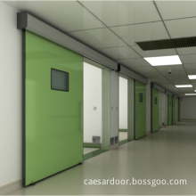 High quality sliding hermetic door for hospital rooms