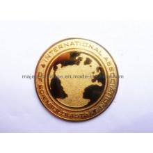 3D Gold Plating Badge (Hz 1001 B021)