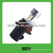 12V 1W hohe Leistung 10 SMD 5050 9004 Scheinwerfer