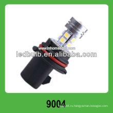 12V 1W большая мощность 10 SMD 5050 9004 фара