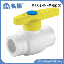 PPR Plastic Ball Valve Type a-Threaded, Plastic Ball Valve, Valve, Plastic Valve, PP-R Valve