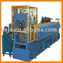 roof tile ridge cap manufacturing making roll forming machine