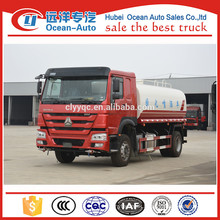 SINOTRUK HOWO 10cbm 10000liter water tanker for sale
