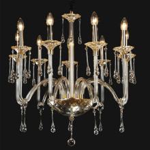 elegant classical crystal candel chandelier
