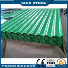 Enviromental Friendly High Quality PPGI Corrugated Roof Sheet