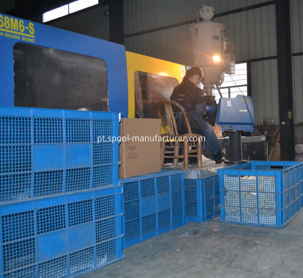Injection moulding machine12
