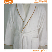 Towelselections roupão de algodão turco Kimono Collar Terry Robe Made in China