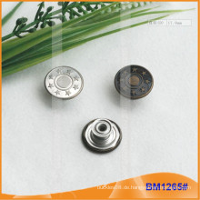 Silber Button Jeans BM1265