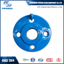 Leading for Ductile Iron Loose Flange DI Threaded Flange DN80 supply to St. Helena Factories