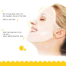 Women Beauty Silicone Cover For Mask time