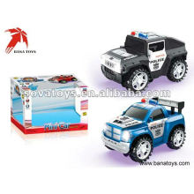 B/O POLICE CAR WITH LIGHT 905011843 CARTON CAR