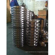 ASME B16.5 Reborde en reborde reborde de acero inoxidable