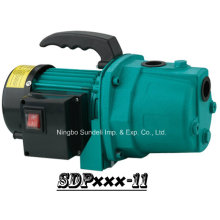 (SDP600-11) Bomba superficie jardín de cabeza de hierro fundido para riego hogar