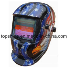 Protective Face PP CE Safety Chemical Welding Mask