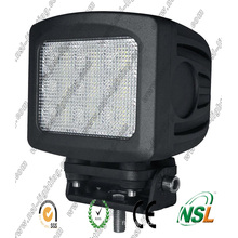 Lâmpada de trabalho do diodo emissor de luz do CREE 90W para veículos fora de estrada, caminhões dos tratores, lâmpada de acampamento 4WD