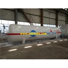 9000 Gallonen 15ton Inländische Propangas-Tanks