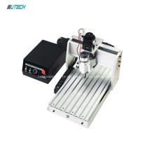 mini cnc enrutador máquina escultura 3020 3040 6040