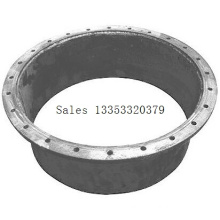 Tank Truck Accessoires Iron Flange of Alloy Aluminum Manhole Cover