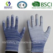 PU-beschichteter Arbeitsschutzhandschuh (SL-PU201B)