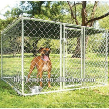 Caja de panel de perro