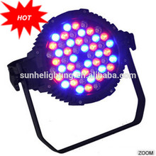 12V 24V LED Aluminum IP68 RGB underwater led spot lights for fountains