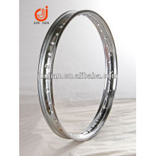 New colored Steel motorcycle wheel rim