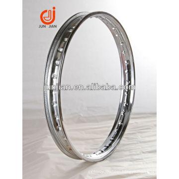 New colored Steel motorcycle wheel rim