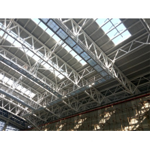 Al-Mg-Mn Panel Roof Steel Structure Truss for Gym