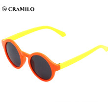 two tones colors hot sell fashion kid's sunglasses