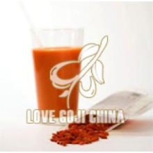 New Fresh Goji Juice Massenproduktion