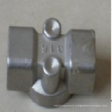 Professional Wholesale Motorcycle CNC Spare Parts (Precision Casting)
