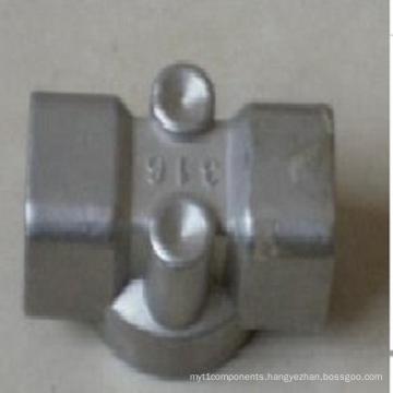 Professional Wholesale Motorcycle CNC Spare Parts (Precision Casting)
