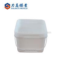 Los productos competitivos chinos venden al por mayor el molde del cubo de la pintura de Palstic molde usado del cubo