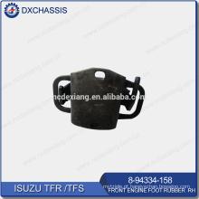 RH de borracha genuíno 8-94334-158 do pé do motor de TFR TFS