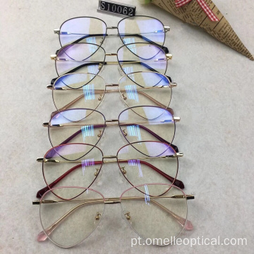 Alta Qualidade Cat Eye Retro Optical Glasses