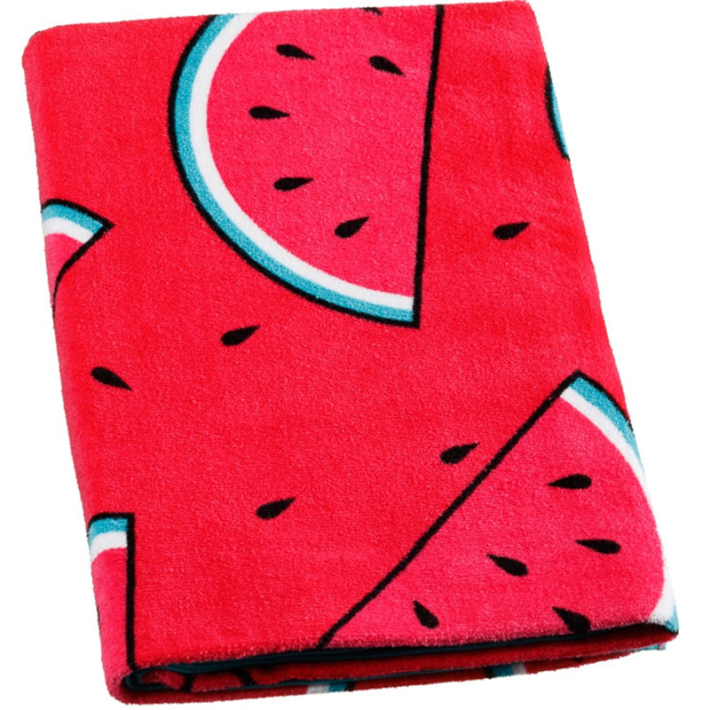 Summer Beach Themed Towels
