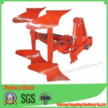 Trator de maquinaria agrícola montado reversível arado de ação