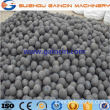dia.40mm,80mm,90mm forged steel grinding media balls, grinding media mill steel forged and rolling balls, grinding media balls
