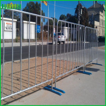 Hot Sale Galvanized Crowd Control Barrier Temporary Fence