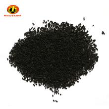 Tratamiento de aguas residuales de pellets de carbón activado 8 mm