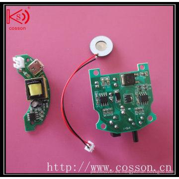 Humidificador Spray Face Especial Micro Atomización Pieza con PCB