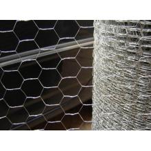 Maleficio. Malla de alambre malla / hexagonal