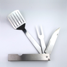 multifunctional 4 in 1 bbq tools