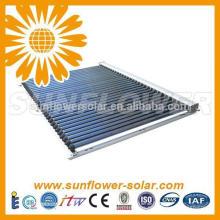Calentador solar de agua caliente