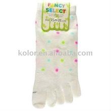 Детские носовые хлопчатобумажные носки
