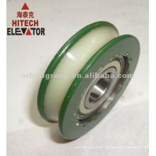 Ruedas deslizantes elevador, suspensión, KONE, 60 * 16mm, 6203Z