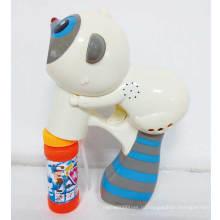 Игрушка летней музыки Игрушечная игрушка с обезьяной пузыря