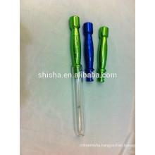hookah shisha hose ,silicone aluminum tube silicone hose glass tube