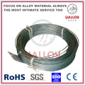Resistencia antioxidante Cr23al6 Ksc Resistance Electric Flat Heating Wire
